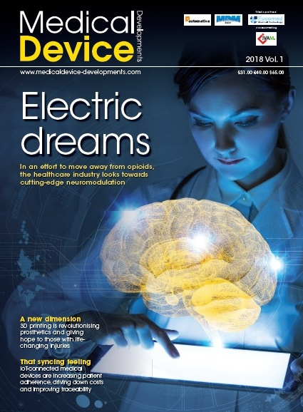Medical Device Developments Vol. 1 2016